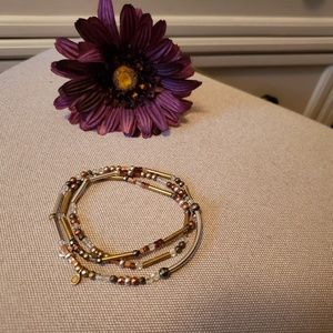 Silpada Bracelet and necklace in one!